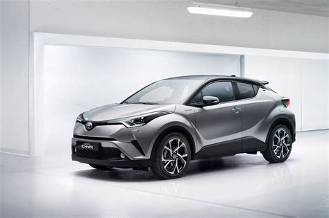 toyota car models 2016 toyota c hr revealed 2016 s quirkiest qashqai rival is go
