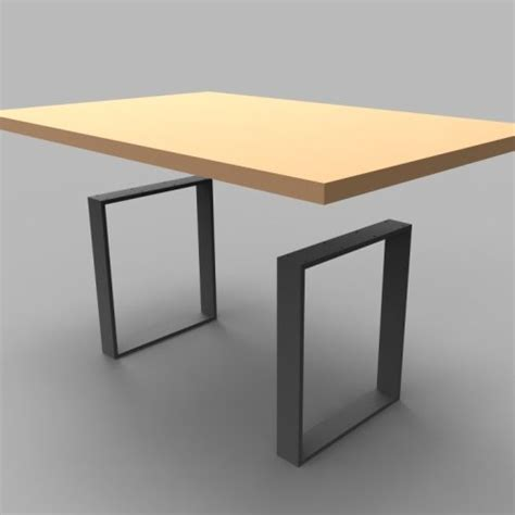 iron table legs crowdbuild for