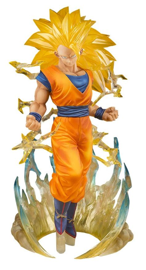 dragon ball dbz super saiyan son goku figuarts