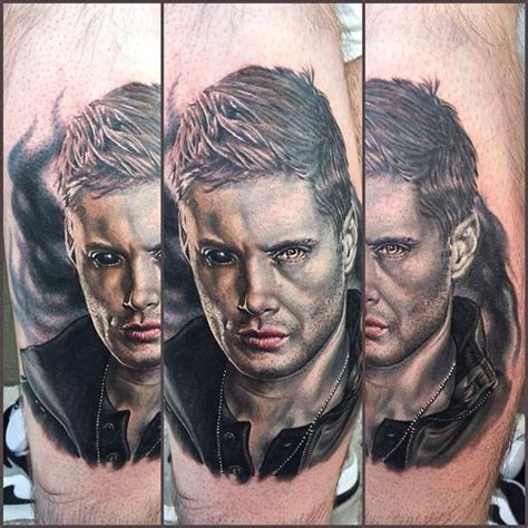 dean winchester tattoo 32 supernatural designs anti possession