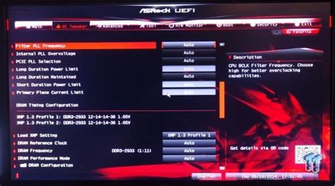 reset bios z97 asrock fatal1ty z97x killer autos post