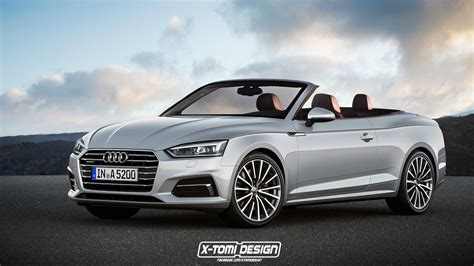 convertible audi 2017 audi a5 sportback and convertible will look like this