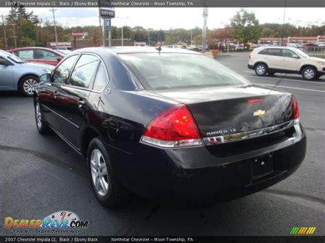 2007 impala ls 2007 chevy impala ls html autos post
