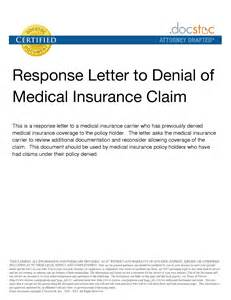 best photos of sample letter denying a claim insurance
