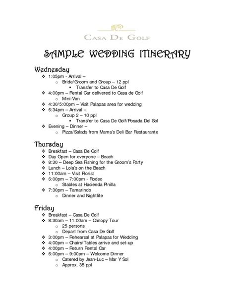 sle wedding itinerary 43147475 791x1024 wedding