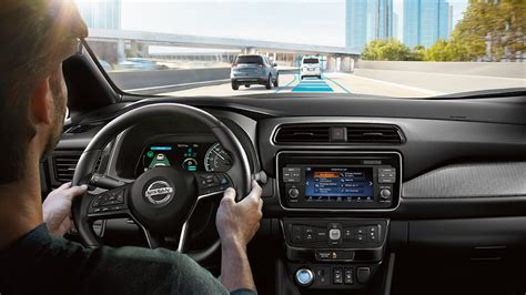 Nissan Electric 2019 by The All New 2019 Nissan Leaf 100 Ev Nissan Canada