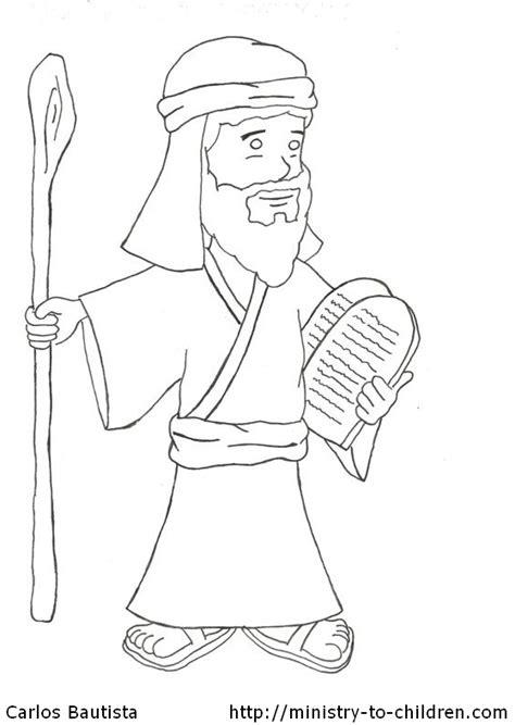 moses coloring pages preschool 10 commandments coloring pages for preschool coloring pages