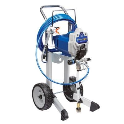 home depot paint sprayer rental reviews earlex spray station 5500 hvlp paint sprayer 0hv5500us