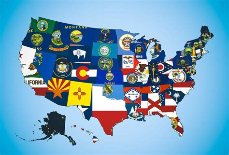 Top Flag 10 best u s state flags 10 reasons why show
