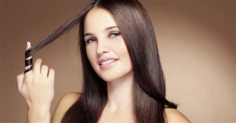 cara catok rambut yang benar 5 cara merawat rambut secara alami yang benar dan mudah