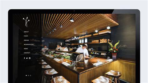 design restaurant online akikos restaurant responsive website design trillion