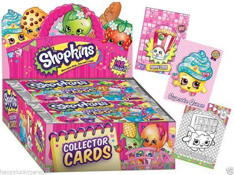shopkin trading card template shopkins collector cards shopkins wiki fandom powered