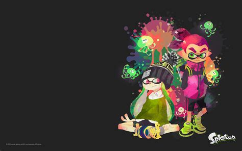 wallpapers and backgrounds splatoon wallpapers hd backgrounds wallpapersin4k net