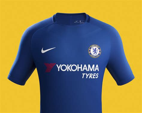 chelsea kits chelsea 17 18 nike home kit 17 18 kits football shirt blog
