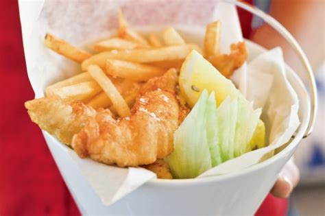 hot chips kilojoules best ever fish and chips recipe taste au
