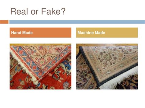 Rug Identification by How To Tell If Your Rug Is