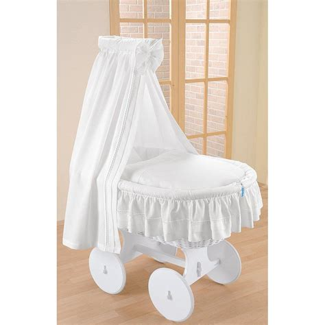 leipold lollipop bollerwagen wicker drape crib