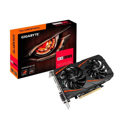 Vga Rx 550 vga amd radeon rx 550 gaming oc 2 gb gigabyte inform 225 tica palencia