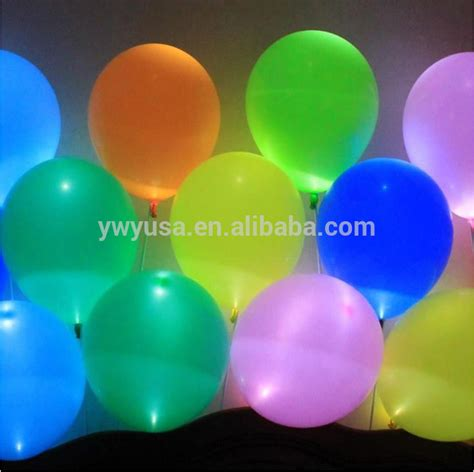 Harga New Balance Glow In The 2015 new led balloon factory wholesale