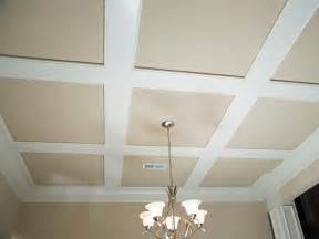 how to install grasscloth on a coffered ceiling interior