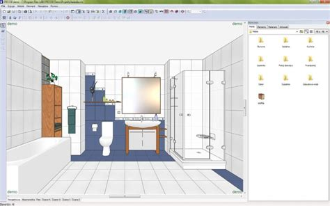 3d Room Planner Software Free programy do projektowania azienek trendy w azience