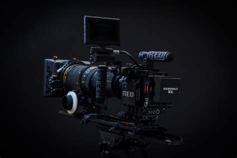red epic film grain gear for rent director dp designer