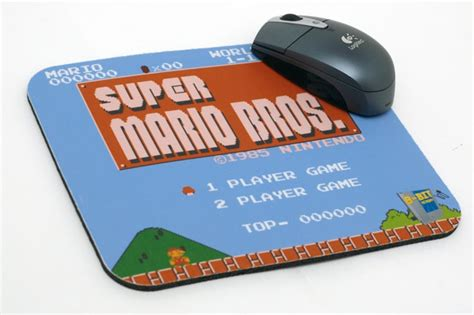 Mouse Pad Custom custom nes mouse pads