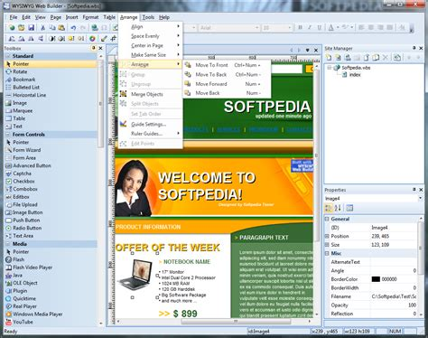 membuat web offline dengan xp seputarcom membuat website dengan mudah