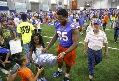 florida gators fan fantastic fan day gatorsports com