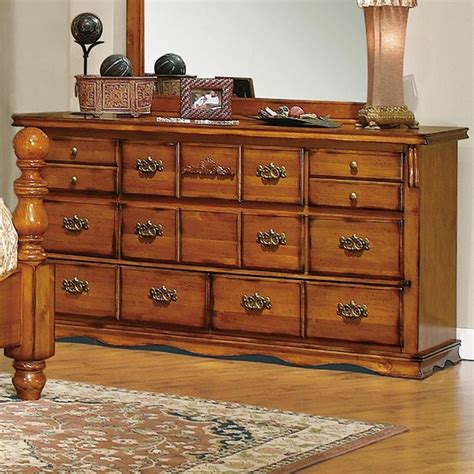 Honey Pine Bedroom Furniture honey pine dresser bestdressers 2017