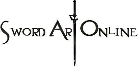 Design Your Home Online Game by Sword Art Online Vector Anime Logo Vector