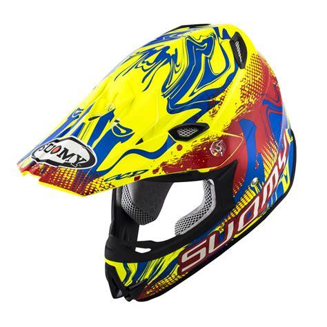 suomy motocross suomy mx helm mr jump graffiti rot gelb mx shop rhein main
