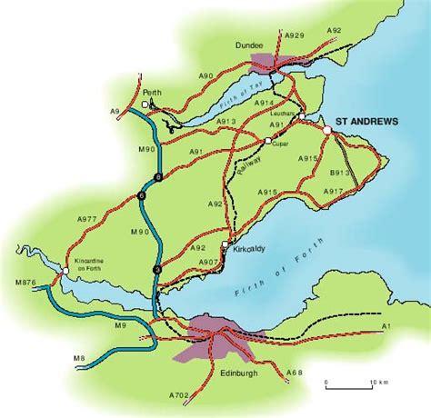 andrew map maps