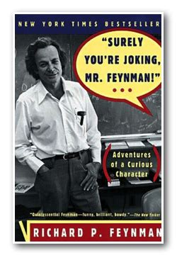 surely you re joking books opinions on surely you re joking mr feynman