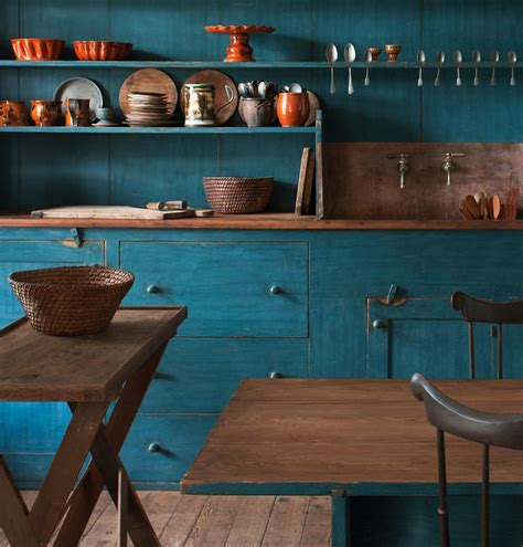 Table As Kitchen Island makers hoffman woodward