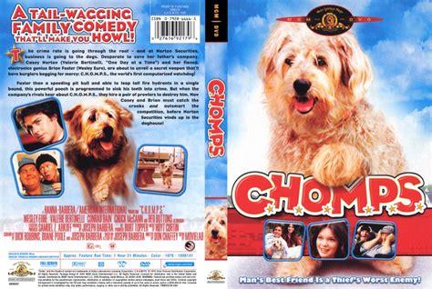O C M S by C H O M P S Chomps Dvd Scanned Covers