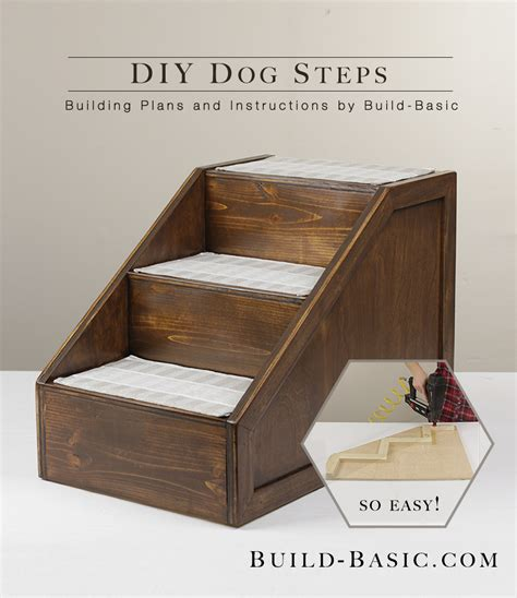 dog steps to bed skip the pricy plastic steps at the store and make this