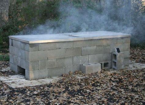 bob vila diy pit outdoor pit for cooking make your own from cinder blocks fireplaces bob vila s picks