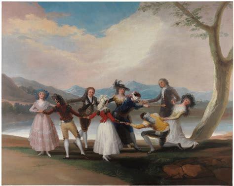 cuadros de goya en el prado la gallina ciega colecci 243 n museo nacional del prado