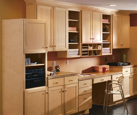 Using Kitchen Cabinets For Home Office by Office Cabinetry Of Pinehurst