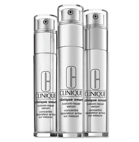 Clinique Smart Custom Repair Serum clinique smart custom repair serum launch bellyrubz