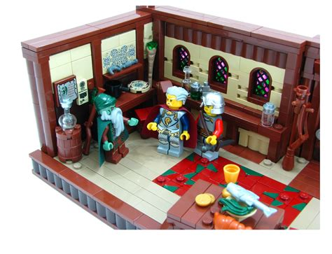 wizard house lego ideas the wizard s house
