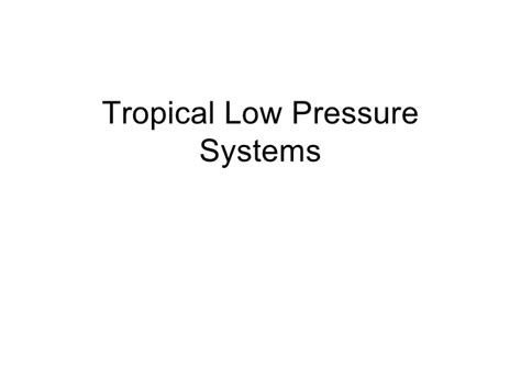 Jhu Ptt Mba by 2 Introduction To Tropical Cyclones