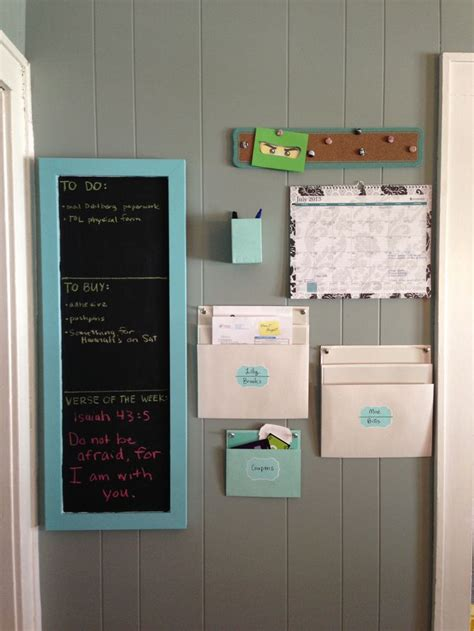 family organization family organization wall organized ideas pinterest