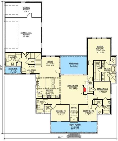 acadian floor plans 1000 ideas about acadian homes on acadian