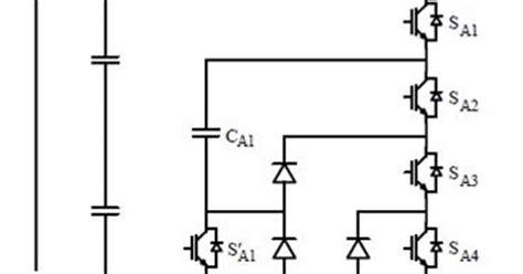 flying capacitor multilevel inverter circuit diagram asoka technologies a new hybrid active neutral point cled flying capacitor multilevel inverter