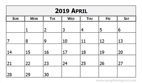 printable calendar april 2018 to march 2019 unusual april calendar template images resume ideas
