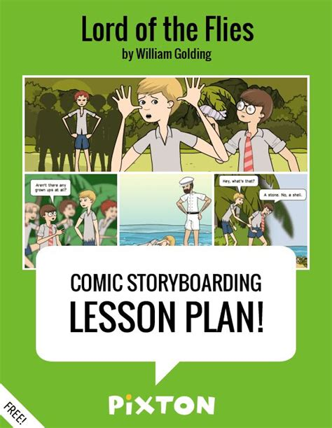 printable version of lord of the flies 17 best images about lesson plans for ela middle school