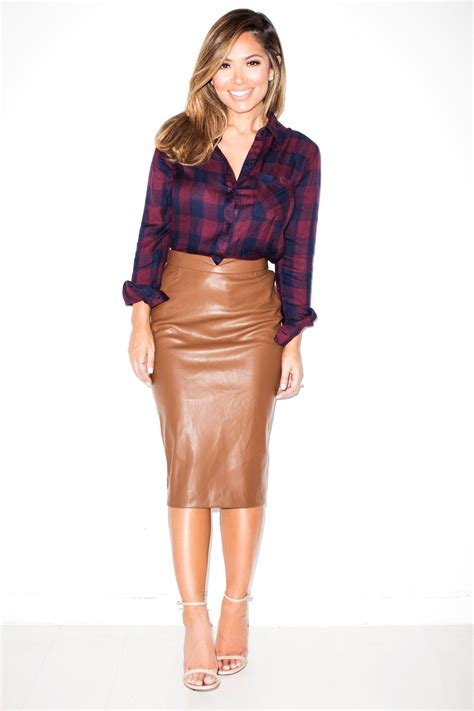marianna hewitt how to wear plaid shirt lalamer rails