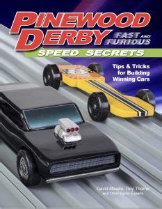 funny  happened      pinewood derby